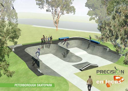 Skate Park Design and Construction